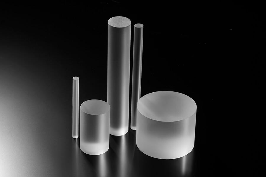准分子等级氟化钙晶体材料