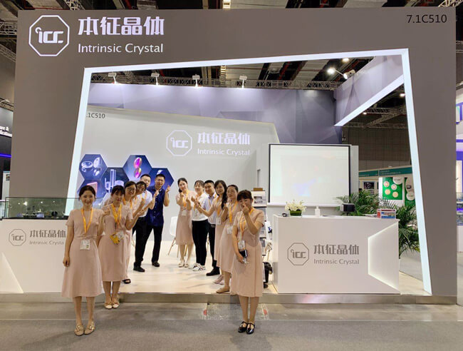 ICC 参加2020中国(深圳)国际精密光学展览会